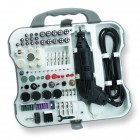 Chicago Power Tools/ 220 pc Rotary Tool Set