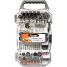 Chicago Power Tools 208 pc. Rotary Tool Set