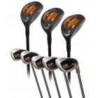ZR 3.0 HY Combo Set 3/4/5 6-PW - Left Ladies