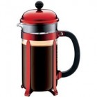 Chambord 8 Cup Coffee Press Red 34 oz.