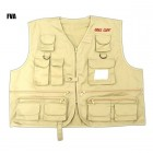 Fishing Vest, 2X Large