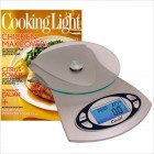 Vitra Glass Platform Scale & Cooking Light Subscription