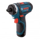 Bosch - 12V Max 2-Speed Pocket Driver™