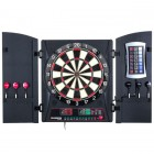 Bullshooter Cricket Maxx 3.0 Electronic Dartboard Cabinet Set
