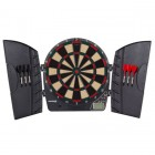 Bullshooter Reactor Electronic Dartboard Cabinet Set