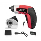 Skil - iXO Power Screwdriver With Cutter Attachment