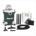 10 Gallon, 3.5 Peak HP Wet/Dry Vac