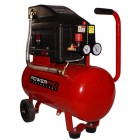 6-Gallon Horizontal Tank Oil Lubed Air Compressor