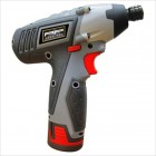 12V Lithium Ion Cordless Impact Screwdriver