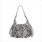 Southern Belle Animal Print Hobo