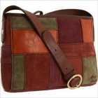 Sunset Junction Patchwork Crossbody