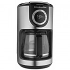 12 Cup Coffee Maker Black
