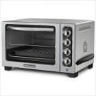 Convection Oven Silver