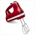 Hand Mixer Red