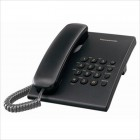 Corded Phone Black