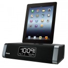 Lightning Dock and Clock Radio