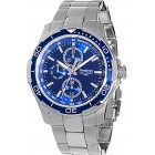 Men's Stainless-Steel Multi-Function Watch