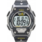 Men's Ironman Classic Shock 30-Lap Black Resin Strap Watch