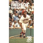 1976 Boston Red Sox pocket schedule (Fred Lynn)