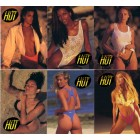 1993 Portfolio Endless Summer HOT swimsuit insert card set (6)