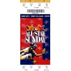 2000 MLB All-Star Sunday & Futures Game full ticket