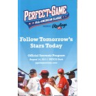 2011 Perfect Game High School All-American Classic baseball program (Albert Almora Carlos Correa Lucas Giolito)