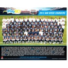 2013 San Diego Chargers 8x10 team photo (Keenan Allen Philip Rivers Manti Te'o) MINT