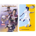 2002 & 2003 WUSA San Diego Spirit pocket schedules