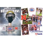 2009 Holiday Bowl game program (Nebraska 33 Arizona 0; Ndamukong Suh last game)