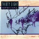 38 Special autographed Rock & Roll Strategy CD booklet