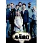4400 Season Two Inkworks 2007 Comic-Con promo card P-SD