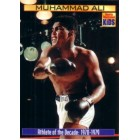 Muhammad Ali 2000 Sports Illustrated for Kids card (Athlete of the Decade)