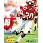 Allen Williams autographed Maryland Terrapins 8x10 photo