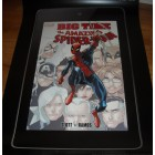 Amazing Spider-Man Big Time Marvel 2012 Comic-Con 27x40 inch Nexus 7 promo poster