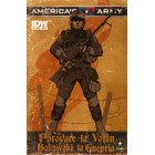 America's Army 2014 IDW comic book
