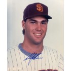 Andy Benes autographed San Diego Padres 8x10 photo
