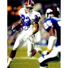 Andre Reed autographed Buffalo Bills Super Bowl 25 8x10 photo