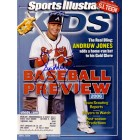 Andruw Jones autographed Atlanta Braves 2006 Sports Illustrated for Kids magazine