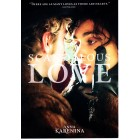 Anna Karenina 2012 movie promo postcard (Keira Knightley Jude Law)