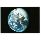 Apollo 16 View of Earth 1994 NASA postcard