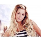 Ashley Tisdale autographed 8x10 photo