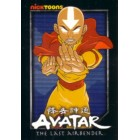 Avatar The Last Airbender 2010 Comic-Con Nick Toons promo card