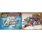 Avengers Assemble 2013 Comic-Con exclusive promo mini jigsaw puzzle