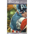 Avengers Kree-Skrull War 2011 Comic-Con Upper Deck 9 promo card pack