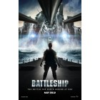 Battleship mini teaser movie poster (Taylor Kitsch)