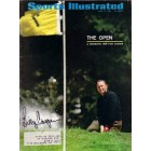 Billy Casper autographed 1966 U.S. Open Sports Illustrated