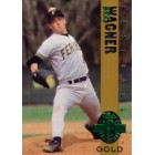 Billy Wagner 1993 Classic 4-Sport Gold card (1 of 3900)