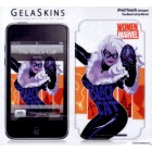Black Cat iPod Touch GelaSkin (Marvel 2010 Comic-Con promo)