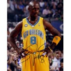 Bobby Jackson autographed New Orleans Hornets 8x10 photo