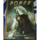 Bones 2012 Comic-Con mini 11x17 Fox promo poster (David Boreanaz Emily Deschanel)